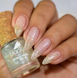 Esmalte Blanka 7ml - Glitter Ísis