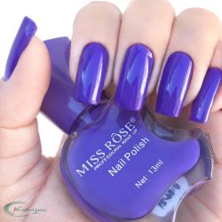 Esmalte Miss Rose 13ml - Cremoso  57