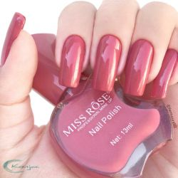 Esmalte Miss Rose 13ml - Cremoso  78