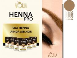 Vòlia Henna Pro - Loiro