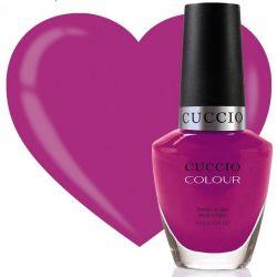 Esmalte Cuccio Colour - Pink Cadillac - 13ml