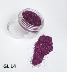 Glitter Ultrafino - 3g - GL14 - Lilas