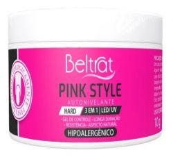 BELTRAT - Gel HARD Pink Style - 10g