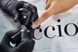 Esmalte em Gel Cuccio Veneer - Matte Top Coat (Efeito Fosco) - 13ml