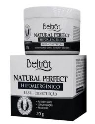 BELTRAT - Gel Natural Perfect - Para Base e/ou Construção - 20g