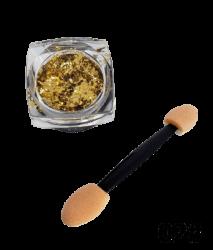 Glitter Pó de Ouro - 3g - Dourado 02#