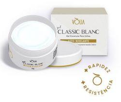VÒLIA - Gel Classic Blanc - 24g - NOVA FÓRMULA