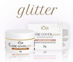 VÒLIA - Gel Classic Cover GLITTER - 24g - LANÇAMENTO